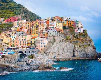 Những thị trấn nhỏ lãng mạn ở châu Âu