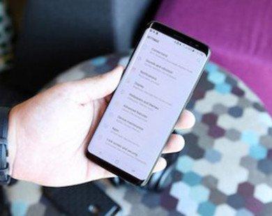 Samsung Galaxy S8 sắp nhận bản cập nhật xử lý màn hình đỏ