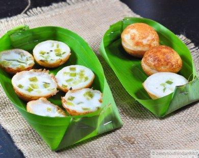 Những món ngọt khó cưỡng trên khắp đường phố Thái Lan