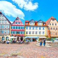 10 thị trấn cổ đẹp như truyện cổ tích ở Đức