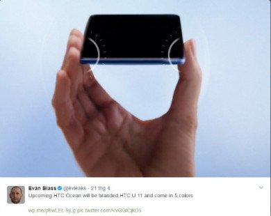 Lộ cấu hình HTC U 11 - smartphone cao cấp nhất năm của HTC