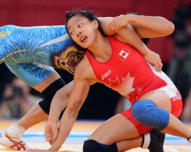 Nữ đô vật gốc Việt vô địch Olympic gây tiếng vang lớn