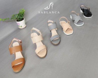 Chọn sandal năng động đón hè