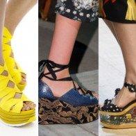 5 xu hướng giày thời thượng và bắt mắt mùa Xuân Hè 2017