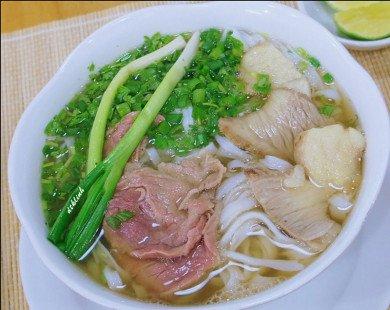 Hà Nội lọt top 10 thành phố có món ăn đường phố hấp dẫn nhất thế giới
