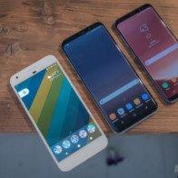 Giá bán trung bình của smartphone cao cấp ngày càng tăng