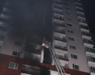 Hà Nội sẽ có biện pháp mạnh xử lý chung cư cao tầng vi phạm PCCC