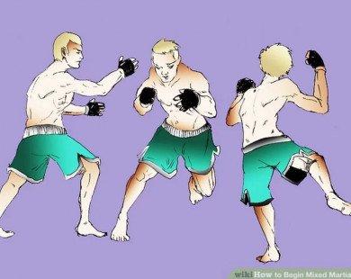 8 bước để trở thành một võ sĩ MMA chuyên nghiệp