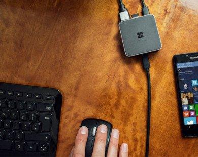 Microsoft sẽ sản xuất smartphone 'chưa từng xuất hiện'