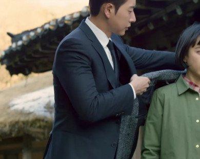 Kang Chul còn phải chào thua: Park Hae Jin vừa bắn súng, vừa