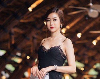 """""""Rũ bỏ"""" hàng Việt hoa hậu Mỹ Linh diện đồ hiệu ở trời tây"""