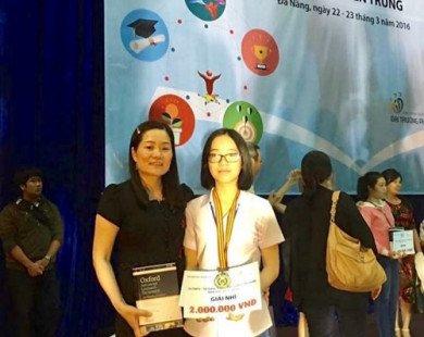Nữ sinh Quảng Trị nhận học bổng ba trường đại học quốc tế