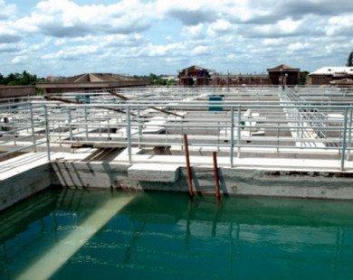 Hà Nội cho thuê hơn 200.000m2 đất làm nhà máy nước mặt sông Hồng