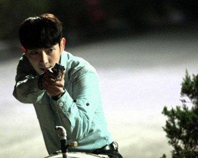Gạt bỏ hình ảnh 'đẹp hơn hoa', Lee Jun Ki cool ngầu trong phim hình sự mới