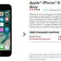 iPhone SE, iPhone 6 giảm giá còn 159 và 200 USD tại Mỹ