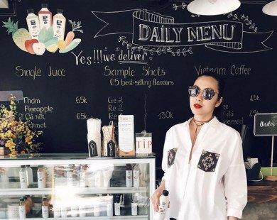 Loạt sơ mi hè được biến tấu lạ mắt của sao Việt