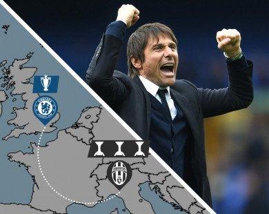 Chelsea vô địch NH Anh: Antonio Conte và những con số 4 thần kỳ