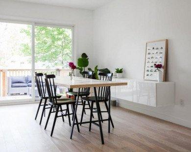 Hãy áp dụng quy tắc 90/90 nếu bạn muốn nhà đơn giản mà đẹp