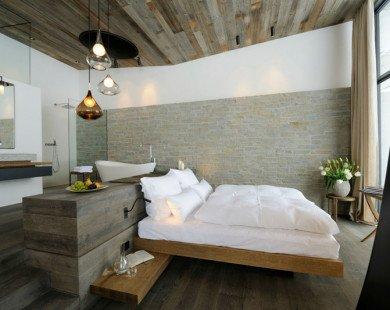 Tổng hợp 14 mẫu bàn đầu giường đẹp cho phòng ngủ