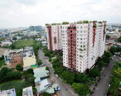 """Lo ngại dự án cao cấp biến tướng căn hộ 25m2 để """"chạy hàng"""""""