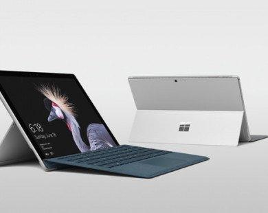 Surface Pro mới pin 13,5 tiếng, giá từ 800 USD