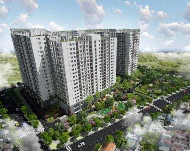 Tp.HCM: Dồi dào nguồn cung chung cư dưới 2 tỷ đồng