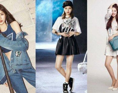 Đọc vị phong cách thời trang cực chất của sao Hàn