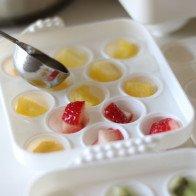Cách làm thạch bi trái cây siêu hot cho mùa hè nóng nực