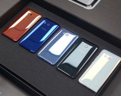 HTC U11 giá 16,9 triệu tại Việt Nam