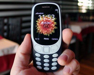 'Tôi dùng Nokia 3310 thay smartphone và không muốn quay lại'
