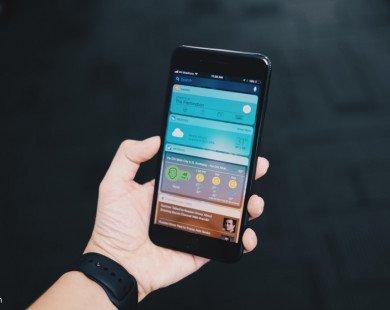 Dùng thử iOS 11 trên iPhone 7 Plus ở VN