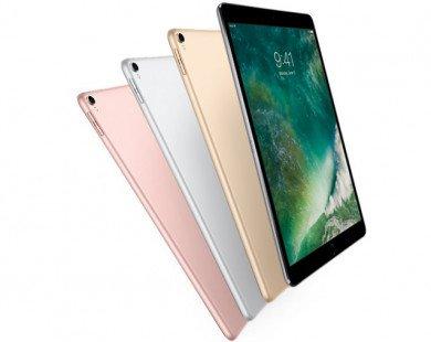 Apple công bố iPad Pro 10,5 inch với viền siêu mỏng, giá 649 USD