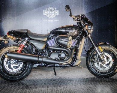 Môtô Harley-Davidson 750 phân khối, giá hơn 400 triệu tại Hà Nội