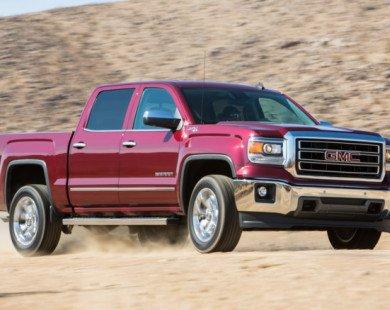 5 mẫu bán tải cỡ lớn được ưa chuộng nhất tại Mỹ
