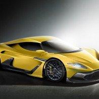 Aston Martin sắp có siêu xe cạnh tranh Ferrari 488