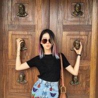 Mê mẩn style 'chất như nước cất' của fashionista hàng đầu xứ Hàn