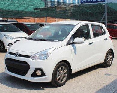 Ôtô tại Việt Nam có thể được miễn thuế theo tỷ lệ nội địa hoá