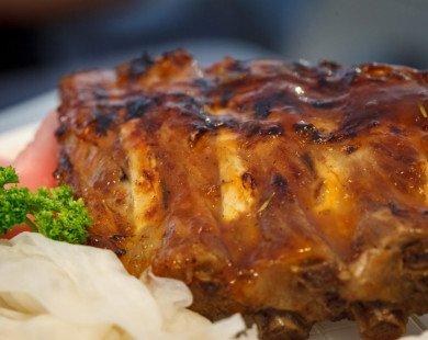 Món ăn các nước ở Đại hội ẩm thực đường phố thế giới