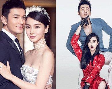 Với 314,7 triệu Nhân dân tệ đây chính là cặp đôi có thu nhập khủng nhất Trung Quốc