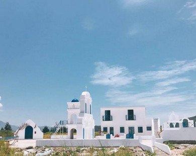 """Có một """"tiểu Santorini"""" vô cùng xinh đẹp tại Đà Nẵng"""