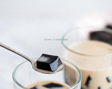 Trà sữa thạch sương sáo ngon – rẻ- sạch làm tại nhà