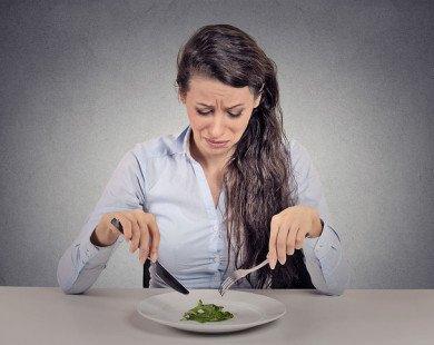 Những lý do khiến bạn chán ăn ngày này sang ngày khác