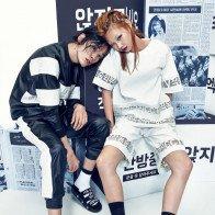 """5 thương hiệu thời trang Hàn Quốc đang """"đánh chiếm"""" làng mốt thế giới"""