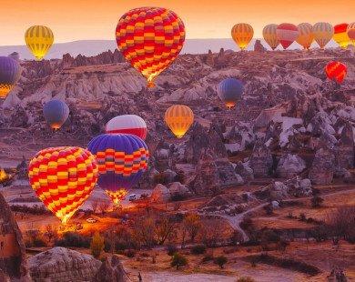 15 địa điểm ngắm bình minh đẹp mê hồn trên thế giới