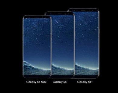 Galaxy S8 sắp có bản mini