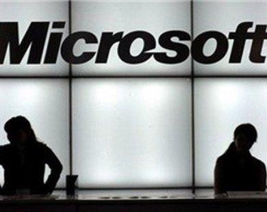 """Hàng nghìn nhân viên Microsoft sắp phải """"ra đường"""""""