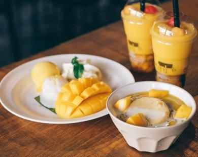 Du lịch Bangkok, tín đồ mê xoài đừng nên bỏ qua Mango Tango