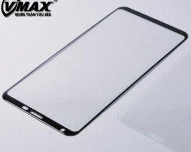 Miếng dán vô tình hé lộ 'màn hình cong vô cực' của Galaxy Note 8