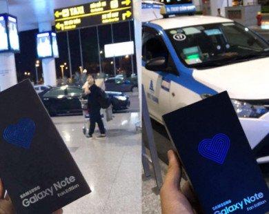 Galaxy Note FE bất ngờ về VN trước ngày bán, giá 15 triệu