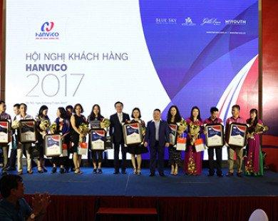 Hội nghị khách hàng Hanvico 2017